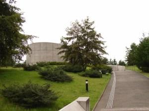地味な外観:仙台市にある「地底の森ミュージアム」に行ってきました
