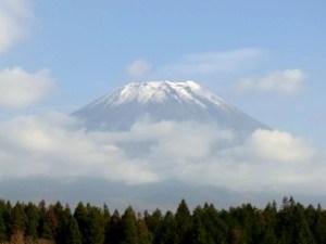 静岡県と山梨県への旅 - 2011年11月13日