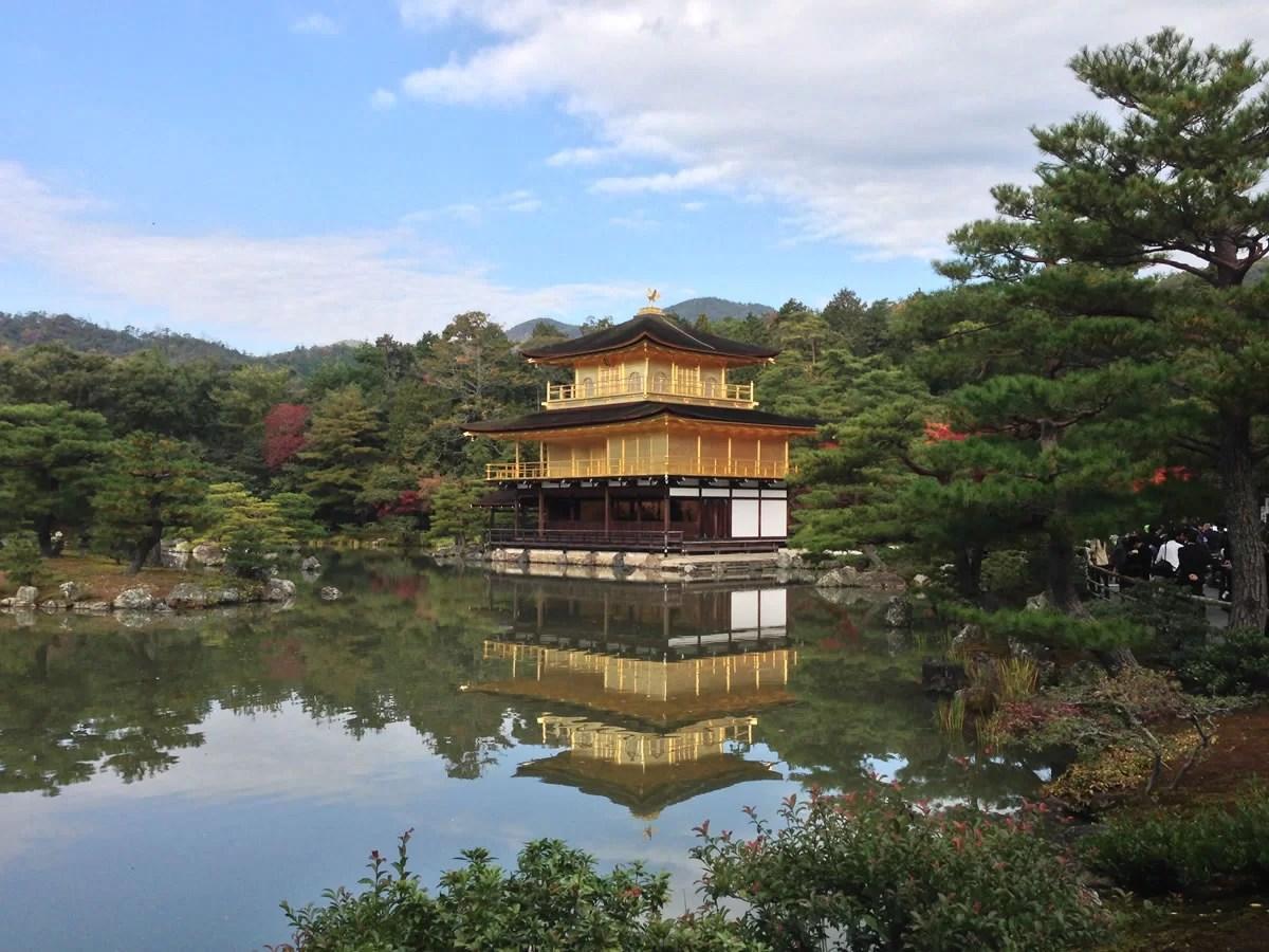 金閣寺 - そうだ、京都に行ってきた