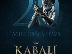 Kabali teaser 20 million
