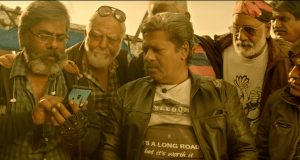 Power Paandi trailer