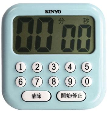 【KINYO】電子式計時器 (TC-13)