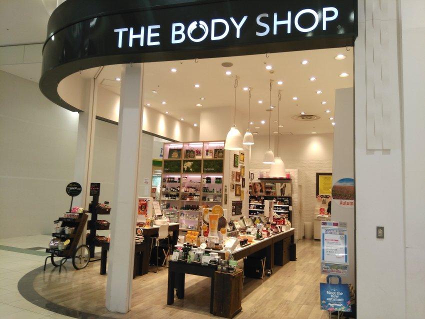 THE BODY SHOP イオンモール羽生