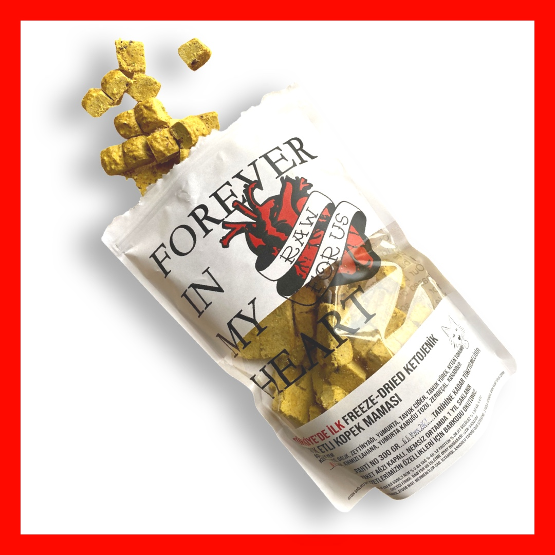 FREEZE-DRIED RAW PET FOOD THE BEST AT RAW FOR US