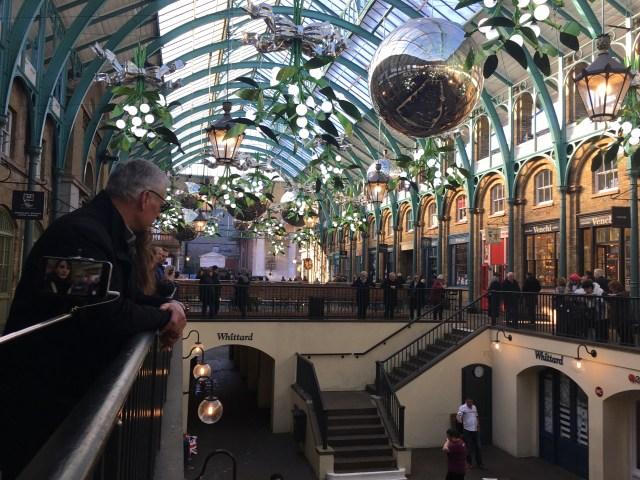 Londra Alışveriş