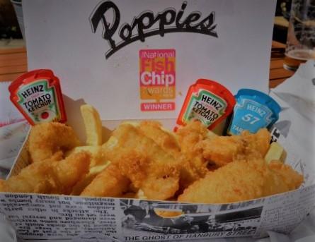 ingiltere yemekleri, londra yemekleri, londra da yemek, fish & chips