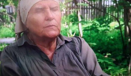 баба Нина из сериала Слепая