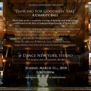 Dancing For Goodness' Sake Charity Ball