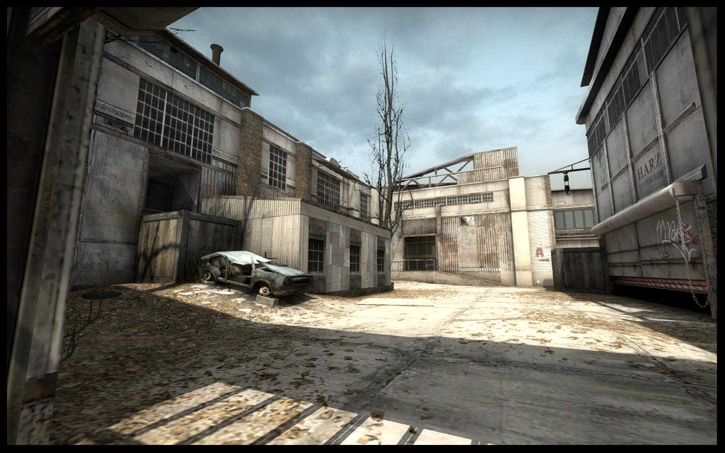 Counter Strike Global Offensive Map
