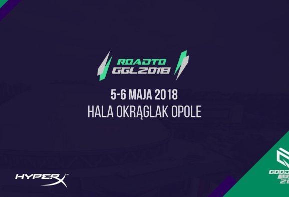 Road to GG League - największa impreza gamingowa w Opolu!