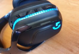 Logitech G935 Wireless- nowy zawodnik w starej szacie