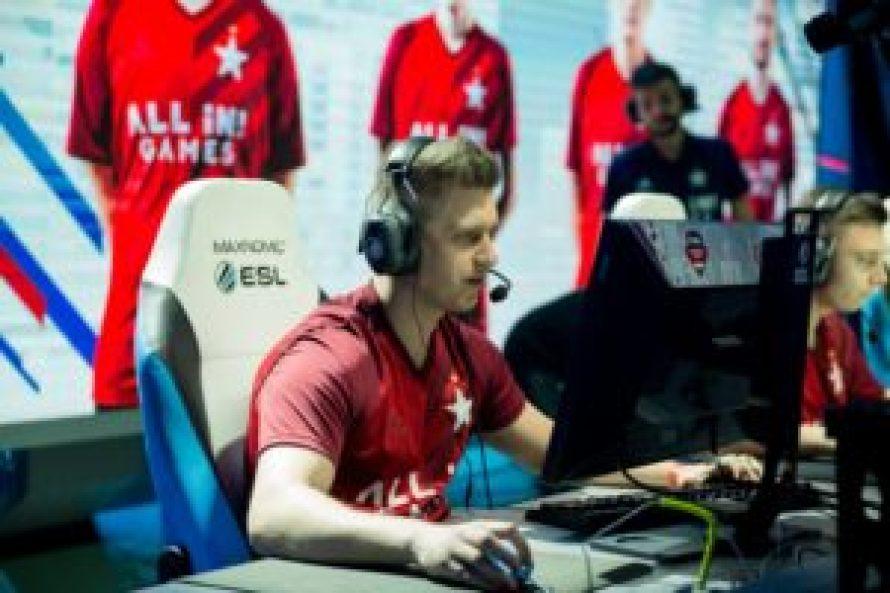 fot. Facebook - Wisła All in Games Kraków