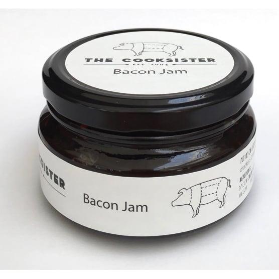The Cooksister Bacon Jam, 300g