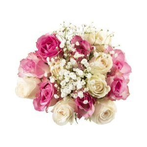 Rosy Cheeks Bouquet - Flower Delivery