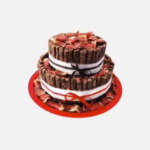 Biltong Cake