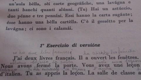 La lingua nostra P.67