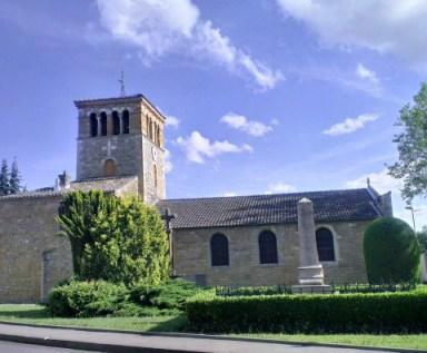 Chapelle de Cailloux sur Fontaine