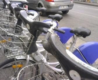 Le Vélo à Marseille
