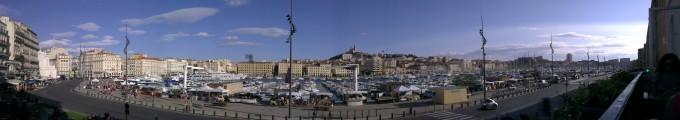 Panoramique de La Caravelle