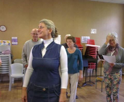 Claudia Ferronato, stage de chant