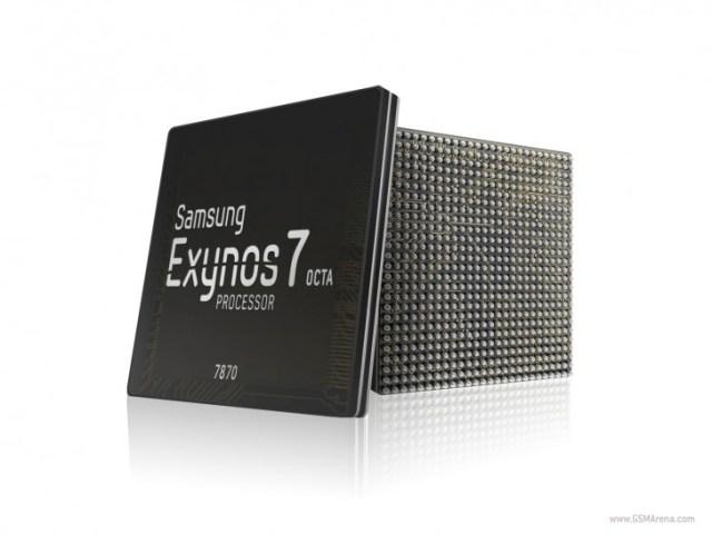 Samsung Exynos 7870 chip