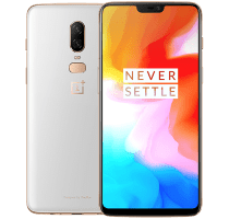 OnePlus 6 128GB White Upgrade