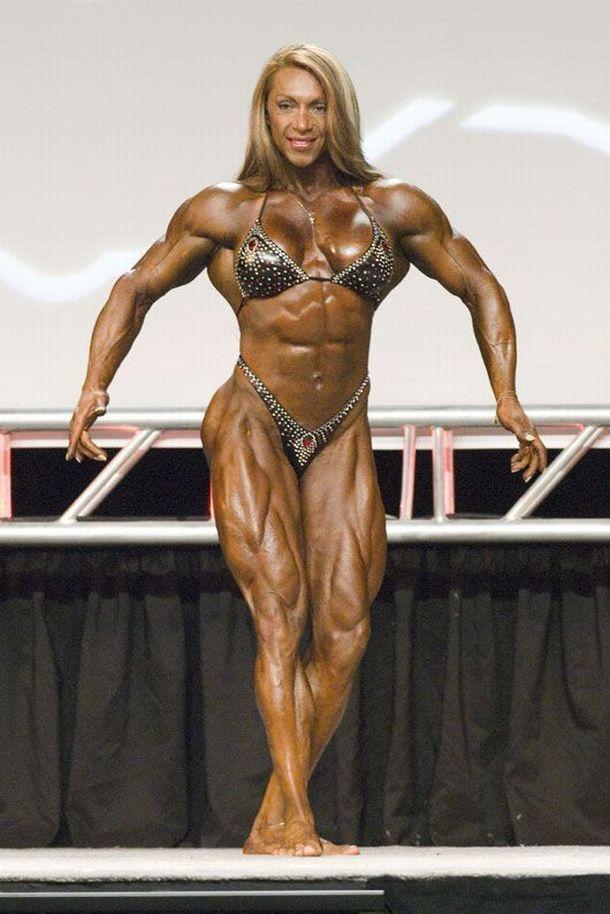 American Female Bodybuilders 8 Photos Izismile Com