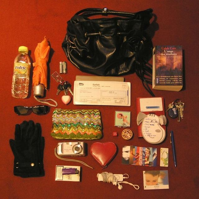 Woman Handbag and Stuffs 03