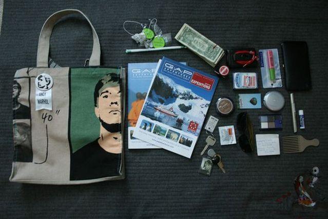 Woman Handbag and Stuffs 04