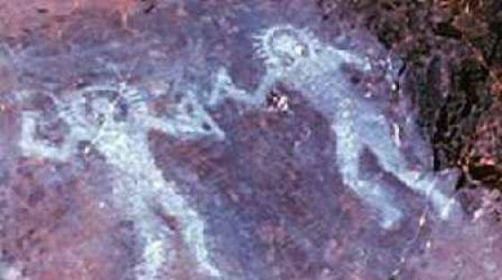 Seriam estas evidências reais de ETs na Terra? 4