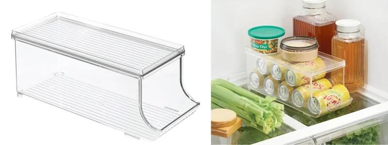 InterDesign 冷蔵庫 缶ジュース ホルダー