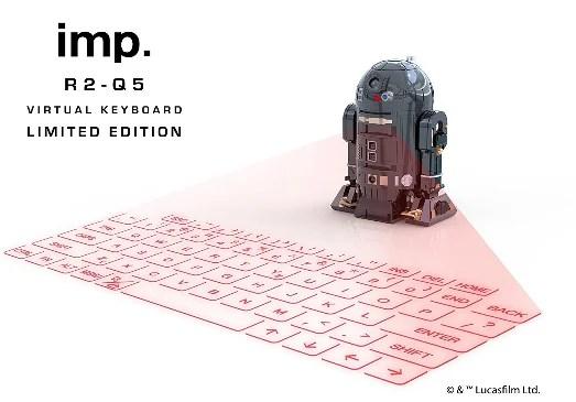 プロジェクションキーボード
