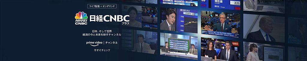 プライムビデオチャンネル | 日経CNBCプラス