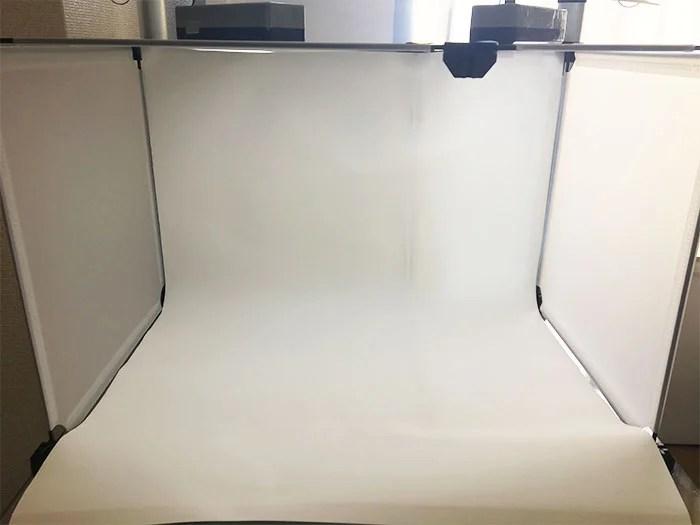 自作撮影ボックス拡張