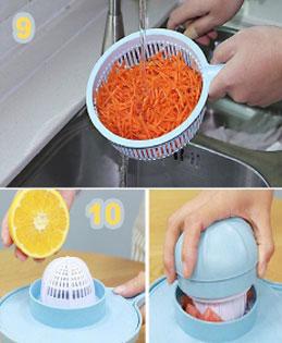 Кухонный многофункциональный измельчитель 11 в 1