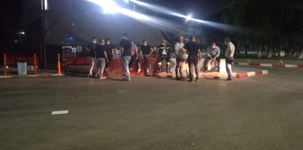 İzmir Petkim'de HCL Asit Tankı yarıldı: 3 yaralı