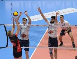 7. TSYD Voleybol Turnuvası: Altekma: 0 – Ziraat Bankkart: 3