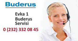 İzmir Evka 1 Buderus Servisi