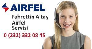 İzmir Fahrettin Altay Airfel Servisi