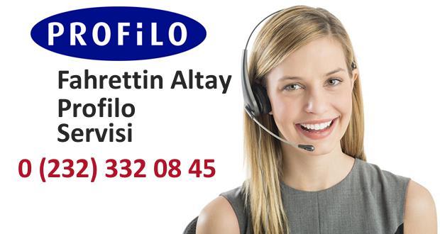 İzmir Fahrettin Altay Profilo Servisi