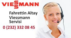 İzmir Fahrettin Altay Viessmann Servisi