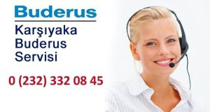 Buderus Karşıyaka Servisi