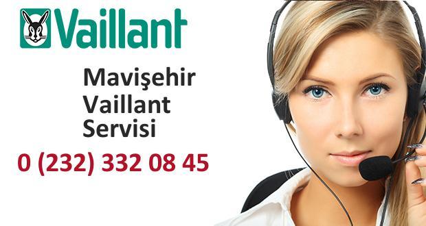 İzmir Mavisehir Vaillant Servisi