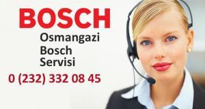 İzmir Osmangazi Bosch Servisi