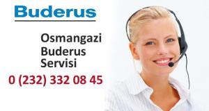 İzmir Osmangazi Buderus Servisi