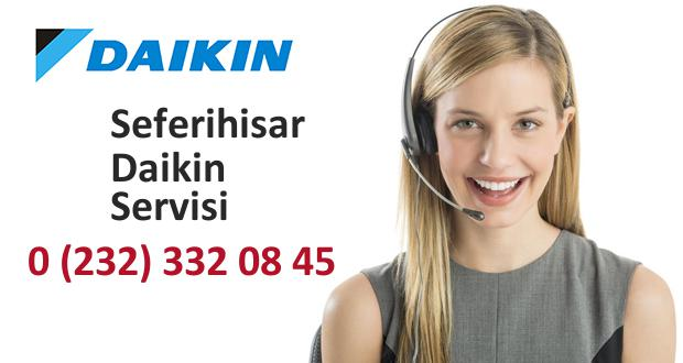 İzmir Seferihisar Daikin Servisi