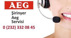 İzmir Şirinyer Aeg Servisi
