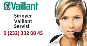 İzmir Şirinyer Vaillant Servisi