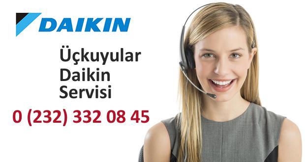İzmir Üçkuyular Daikin Servisi