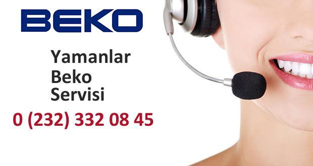 İzmir Yamanlar Beko Servisi